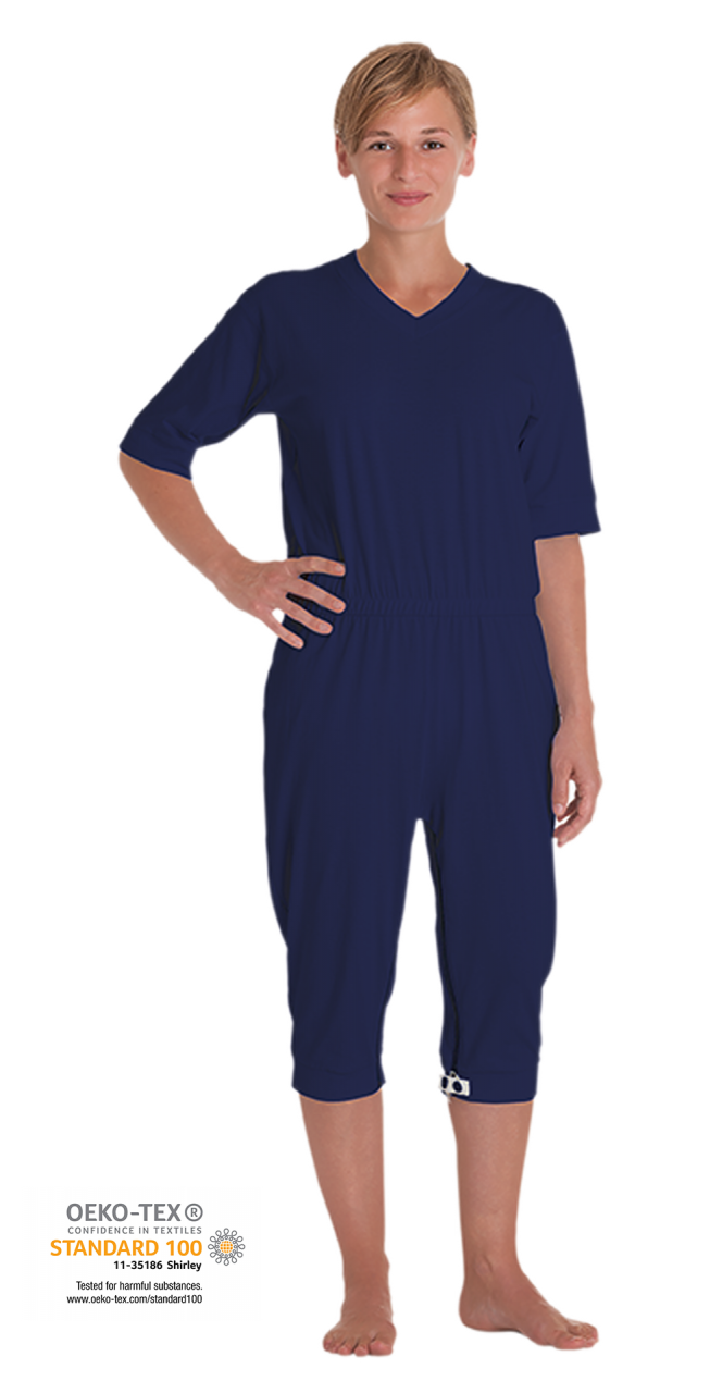 CareFunction Pflegeoverall, kurz