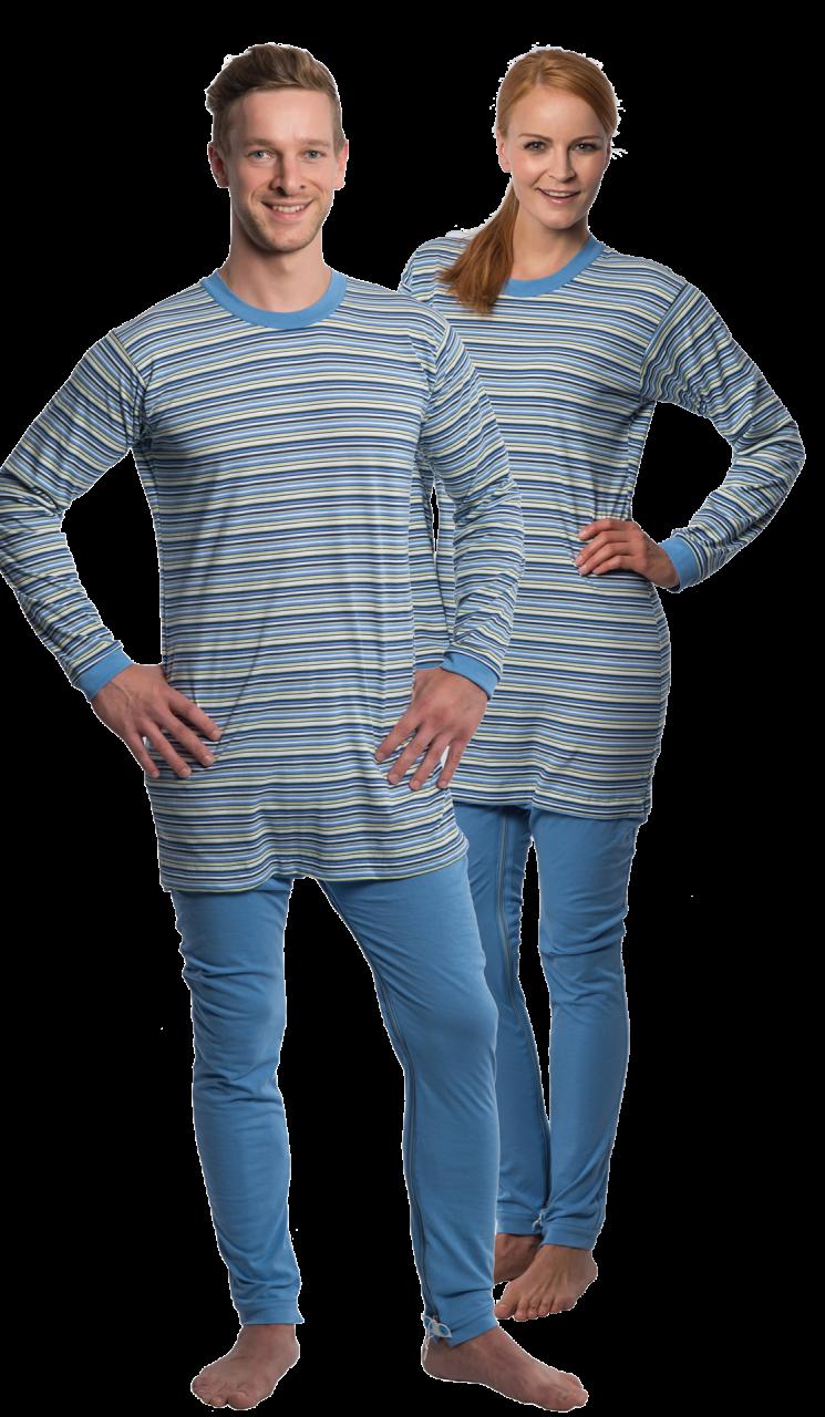 CareFunction Pflegeoverall Pyjama